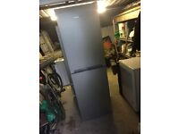 Hotpoint fridge freezer, brand new never used. Graphite colour.