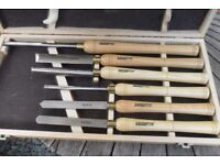 Axminster woodworking chisels
