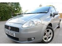 FIAT GRANDE PUNTO DYNAMIC SPORT 1.4 3 DOOR*ONE LADY OWNER*FULL SERVICE HISTORY*