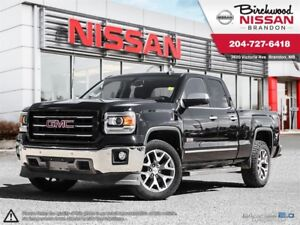 2015 GMC Sierra 1500 LOCAL ONE OWNER! SLT