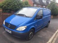 Mercedes Benz vito van for sale
