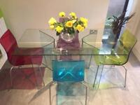 Glass Dining Table In Southampton Hampshire