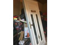 UPVC door for sale in great condition 79 inches by 31 inches