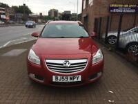 2009 Vauxhall Insignia 2.0CDTi 16v ( 160ps ) ( Nav ) Long Mot 1 Owners FSH Barga