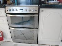 Working Belling Gas Cooker