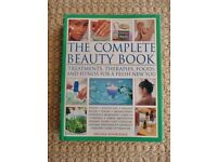 The Complete Beauty Book by Helena Sunnydale Treatments Therapies Foods And Fitness