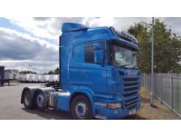 2013-13 plate r440 6x2 midlift highline cab auto cracking new paint fridge microwave plus vat