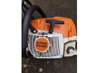 Stihl chainsaw ms362 07840660309