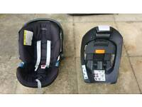 Mamas and Pappas Cybex Car Seat & Isofix Base