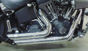 Vance and Hines  ( exhaust, pot d'échappement, muffler )