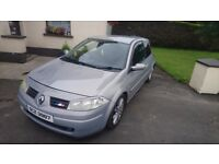 Renault Megane mk2 ***BREAKING*** ALL PARTS AVAILABLE *part, parts, mot, cheap*