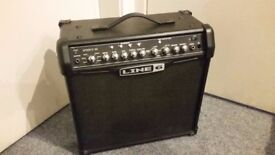 Line 6 Spider 4 30w 1x12 Guitar Amplifier - Collection Only.