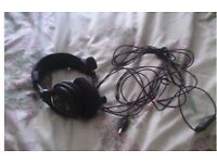 Turtle Beach X12 Headset PS Xbox and PC