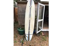 Magnum BIC surfboard