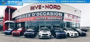 2016 Subaru WRX LE PLUS GRAND CHOIX AU CANADA