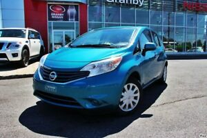 2014 Nissan Versa Note SV/CRUISE CONTROL/AIR CLIMATISÉ
