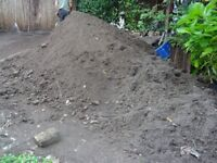 Free topsoil, you collect.