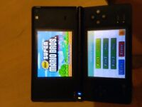 Nintendo dsi working but faulty with charger