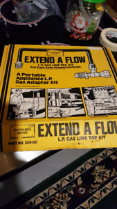 Propane Extend-a-flow kit