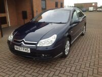 CITROEN C5 VTR HDI (57) SERVICE HISTORY, HPICLEAR,2OWNERS.