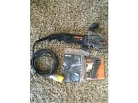 Arbortech as170 Allsaw brick and mortar saw kit 110v comes with new blade