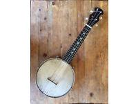Banjo Ukulele (Banjolele)!