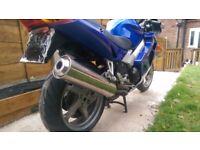 Honda VFR, 800,, 2001,