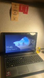 Working acer laptop