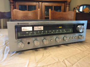 Kenwood KR-5030 Stereo Receiver - Excellent Condition!!