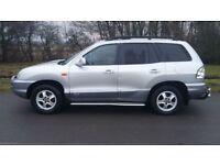 2004 Hyundai Santa Fe 2.0 Diesel / Reverse sensors
