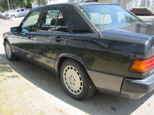 Reduced - Rare Mercedes 1991 Sportline 190E 2.6