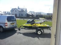 Seadoo Xp ltd jetski Mint