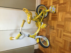 Supercycle toddler bike