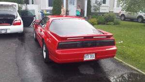 Trans am GTA 1990 V8 5.7L Match Number
