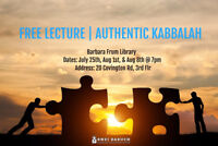 Free 2 hr Lecture & Get a Free Book