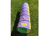 ELC Pop Up Play Tunnel / Tent
