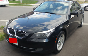 BMW 535i 2008 Fully Loaded - Great Condition