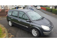 Renault Grand Scenic 7 seater, full leather, panoramic sunroof with loads of extras!!!
