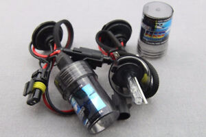 HID Slim Kit 10000K BRAND NEW - 9003 H4 HB2 w/Ballasts + Mounts