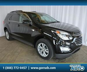 2016 Chevrolet Equinox LT/FWD/BLUETOOTH/CAMERA/HEATED SEATS