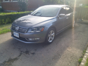 2013 Diesel Volkswagen Passat - fully loaded with tow package!