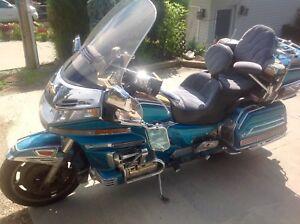 Gold wing 1500CC touring motorbike