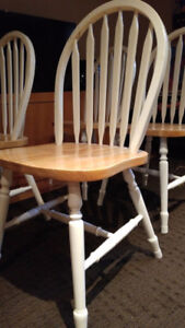 Chaises bois solide-Solid wood chairs