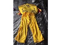 Little Miss Sunshine costume ,aged 3-6years