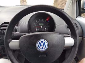 2002 Volkswagen Beetle 1.6 MOT March 2018