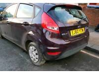 Breaking ford fiesta Mark 7 breaking all parts available