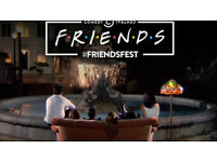 4 X FRIENDSFEST Tickets LONDON Saturday! will sell in pairs also!
