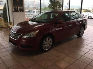 2014 Nissan Sentra 1.8 SL BACKUP CAM! ECO! SPORT! PUSH TO STA...