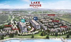 Grimsby Townhome In BRAND NEW **Lake House Community** FOR RENT