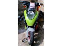 Znen 125cc runs and rides